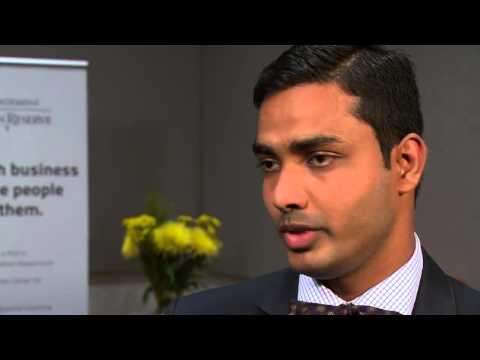 Weatherhead School of Management - Jagadish Kumar Anandamurthy