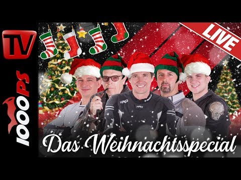 1000PS Live - Die Motorrad Talkshow - Weihnachtsspecial