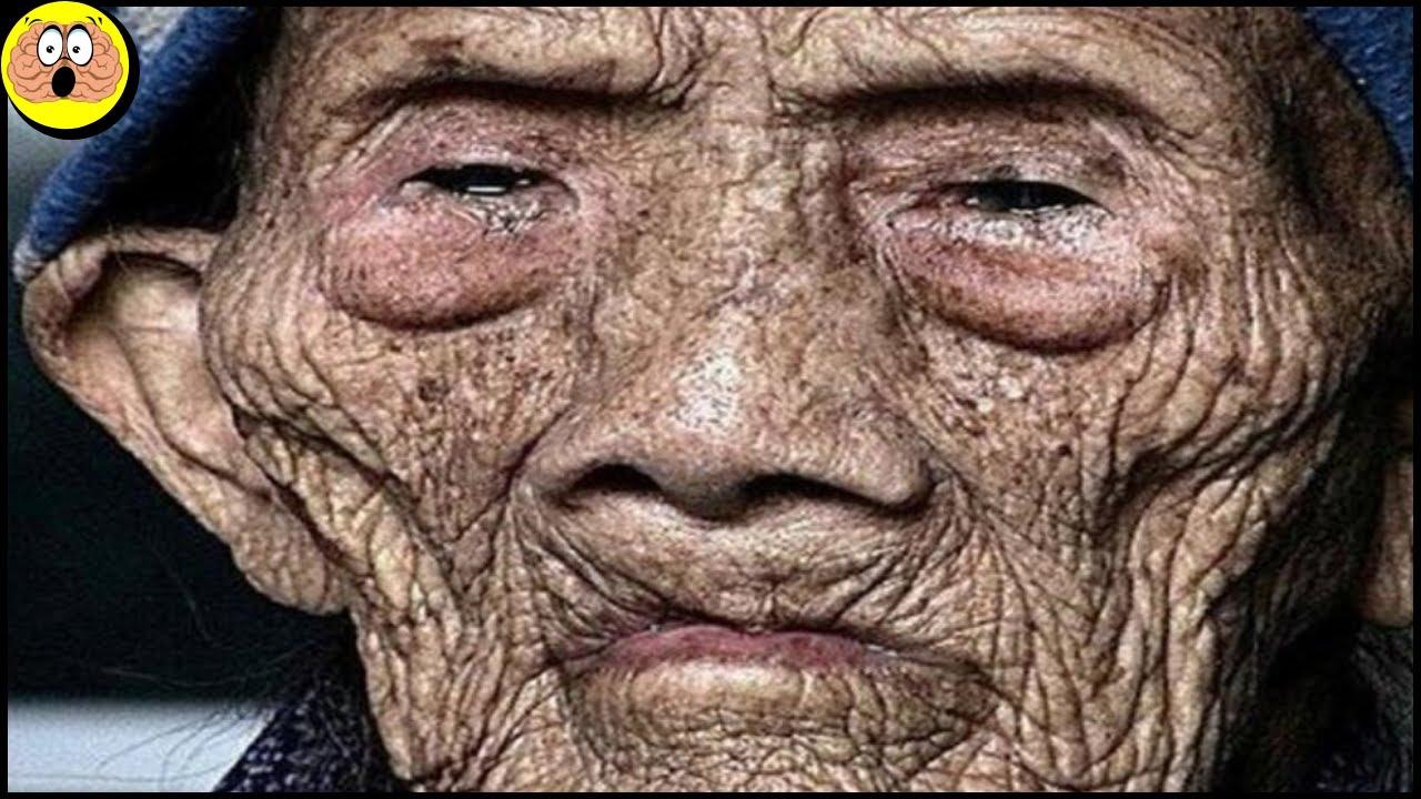 Download Die ältesten Menschen, die je gelebt haben