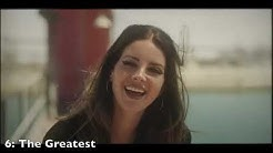 Ranking 'Norman Fucking Rockwell' by Lana Del Rey from #14 to #1