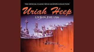 Provided to YouTube by Believe SAS Rainbow Demon · Uriah Heep Live ...