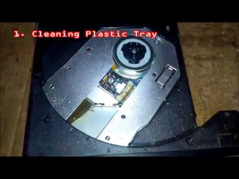 Laptop CD Rom Is Not Reading CD/ DVD : Solution | 100% Working »