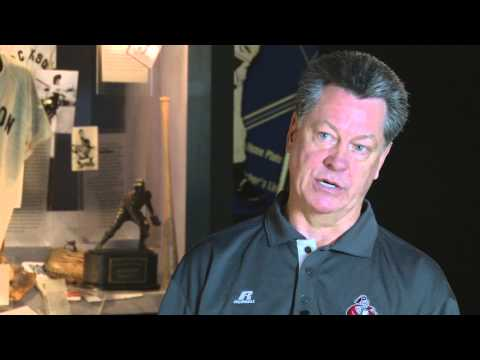 Steve Knight Mississippi Sports Hall of Fame Induction Video 2015