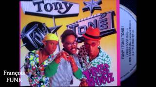 Tony! Toni! Toné! -  Feels Good (1990) ♫