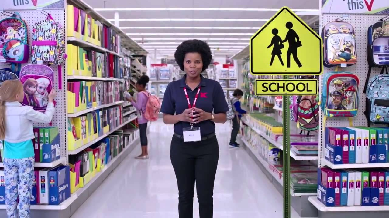 Kmart Back to School Layaway tv Commercial ad HD • Parents\' Vacation ...