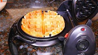 Presto 03510 Flipside Belgian Waffle Maker Review