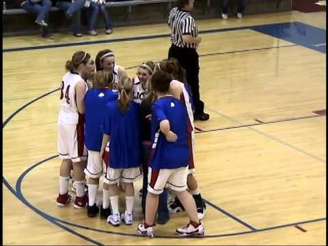 Minneapolis High School Girls Basketball vs Ellsworth 1/11/2008
