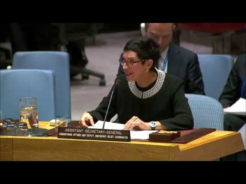 Palestine: Gaza Strip Humanitarian Situation Deteriorated in 2018 - Security Council Briefing