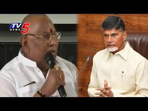 Chandrababu Neglecting Kamma Caste   Rayapati Fires on Chandrababu   TV5 News