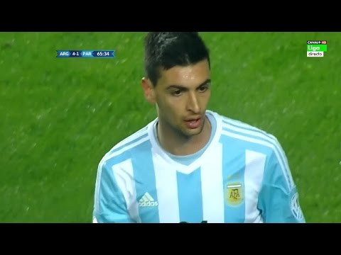 Javier Pastore vs Paraguay (Copa America 2015) HD 720p by i7xComps