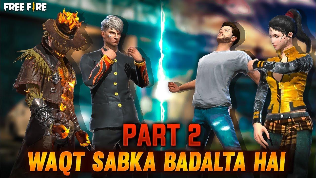 Waqt Sabka Badalta Hai   Special Episode   Part 2   Free Fire Emotional Story   Mr Nefgamer