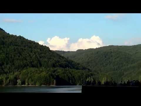 Barajul si Lacul Vidraru - Arges - Romania - 16 august 2014