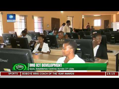 Imo Govt Establishes ICT Centre Across 27 LGAs