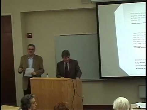 "Matthias Kuntzel – ""Hitler's Legacy: Islamic Antisemitism in the Middle East"""