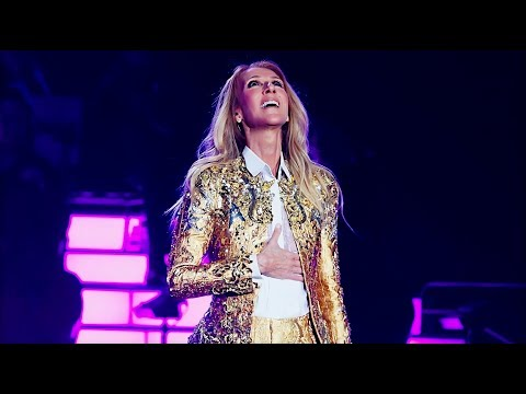 """céline-dion-debuts-new-song-""""flying-on-my-own""""-live-in-las-vegas!-(2019)"""