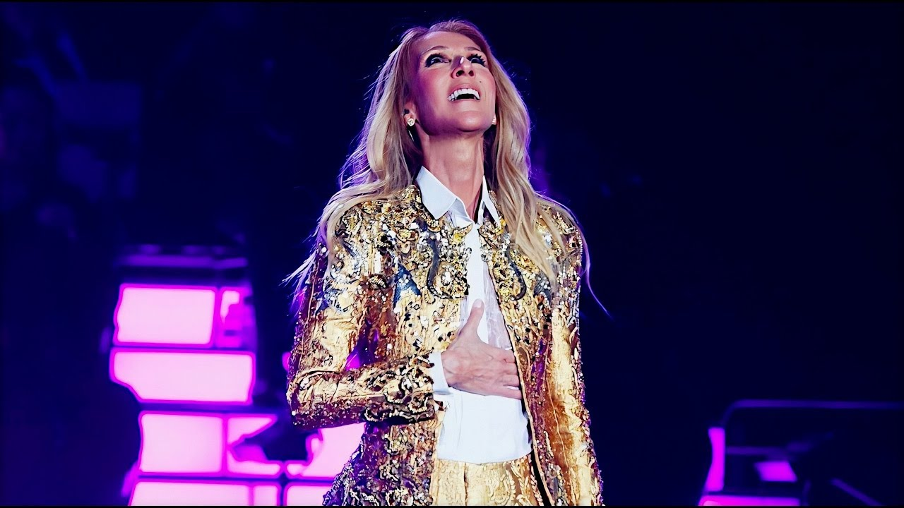 Celine Dion - Flying On My Own (Official Recording) - YouTube