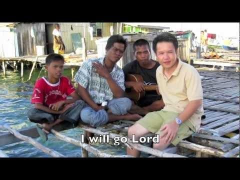 An Oblate Mission in Tawi-Tawi (Music with lyrics of Here I Am Lord)