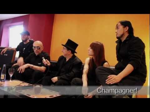 Kirlian Camera - Interview 2011 (official) Crazy Clip TV 198