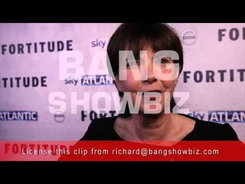 Fortitude Premiere  Phoebe Nicholls