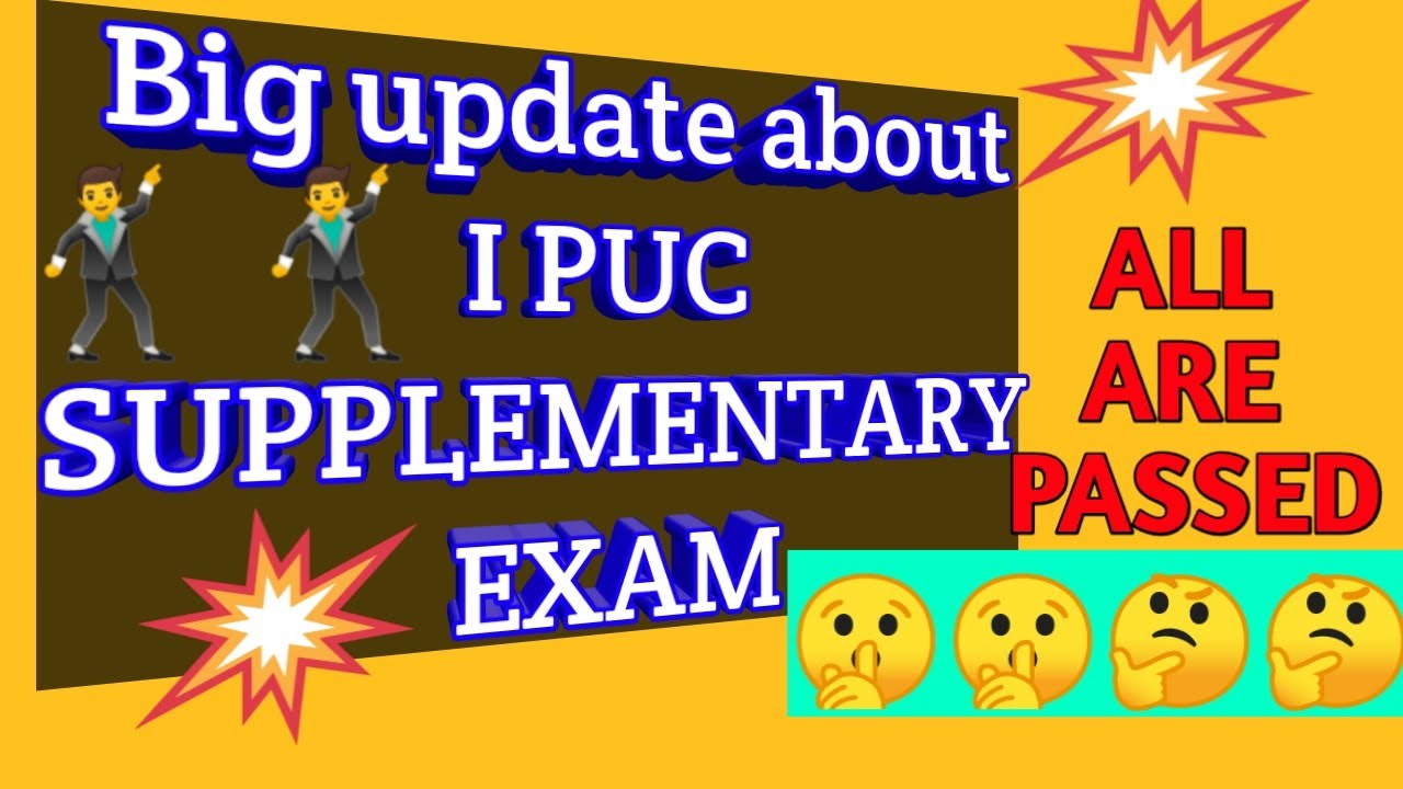 I PUC SUPPLEMENTARY EXAM2020IG UPDATE II RH CHEMISTRY