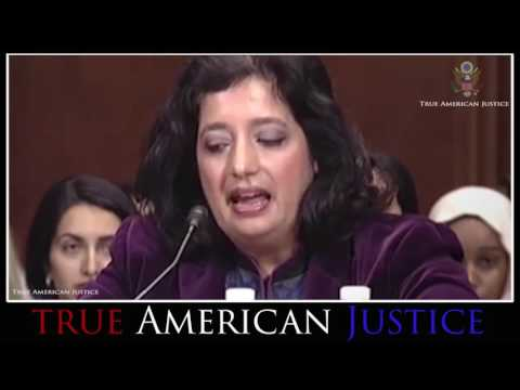 Muslim apologist destroyed by the United States Congress