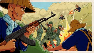 Vietnam War from the Vietnamese Perspective | Animated History