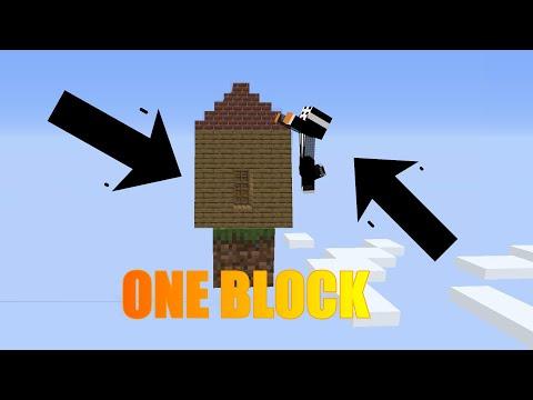 Minecraft one block 2
