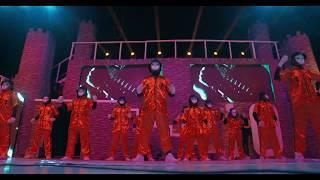 Dancers Intro On 10Years Of DiamondPlatnumz Concert