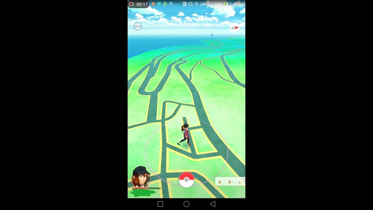 Pokemon go cheat location hack [root] (better method in description ...