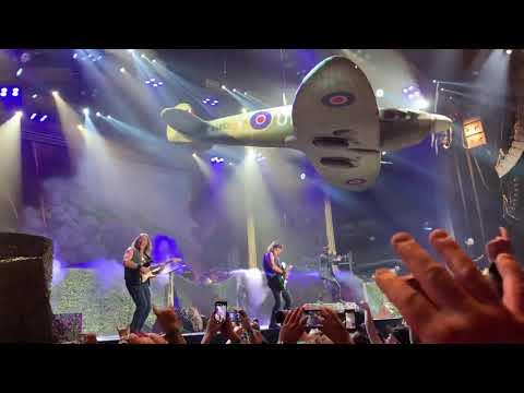 ROADKILL - Iron Maiden-Live.