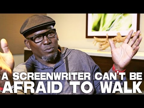 A Screenwriter Can't Be Afraid To Walk When A Producer Has A Different Vision by Curtis Ray