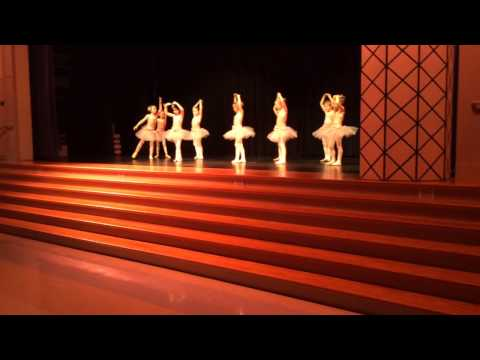 River Oaks Baptist School 1st-2nd Grade Ballet