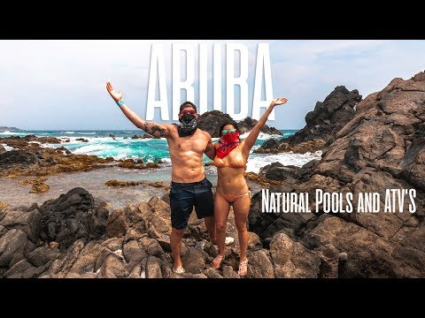 ARUBA NATURAL POOL AND ATV TOUR
