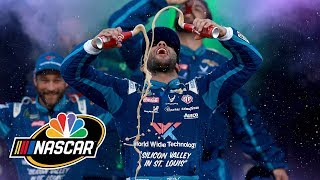 Bubba Wallace bounced back during NASCAR All-Star Race | Motorsports on NBC