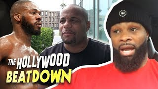 Tyron Woodley Says Daniel Cormier Should Give Jon Jones 3rd Fight | The Hollywood Beatdown