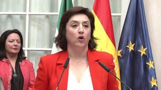 """García destaca papel Andalucía para """"mejorar"""" el modelo territorial"""