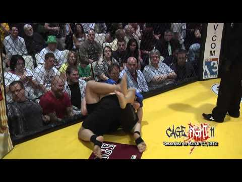 PA Cagefight 11 - On SSPTV