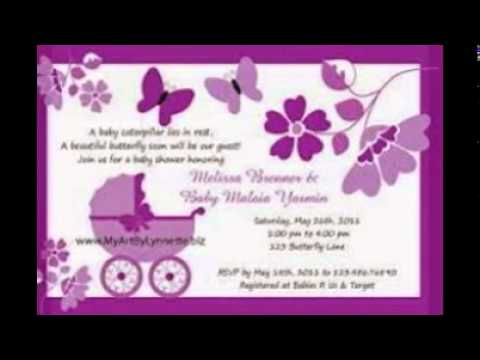 Baby Shower For Second Baby Youtube