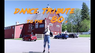 DANCE TRIBUTE TO THE 80's - (Get into the Groove- Madonna Trailer)   #theINstituteofDancers