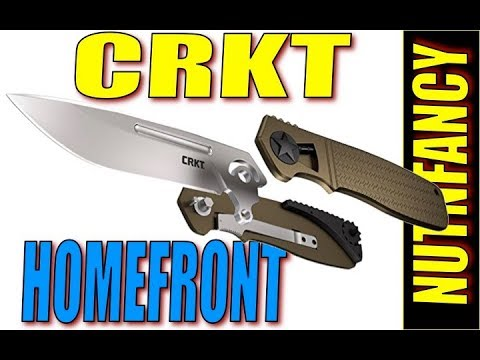 Why Didn't We Think of This Sooner:  CRKT Homefront