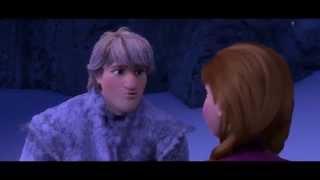 Трейлер мультфильма Холодное сердце. Ко Дню благодарения. HD