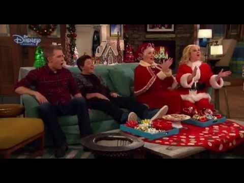 Disney Channel Poland - Christmas Advert + Idents 2014 [King Of TV Sat]