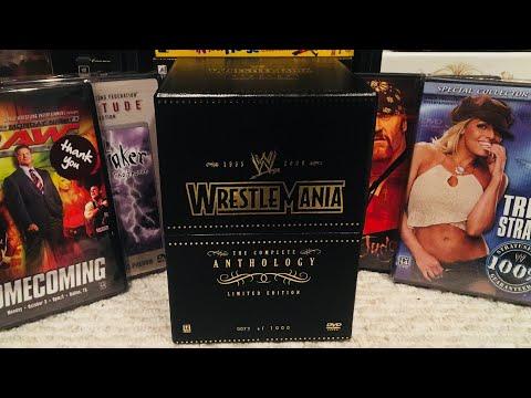 Top 20 Rarest WWE DVDs