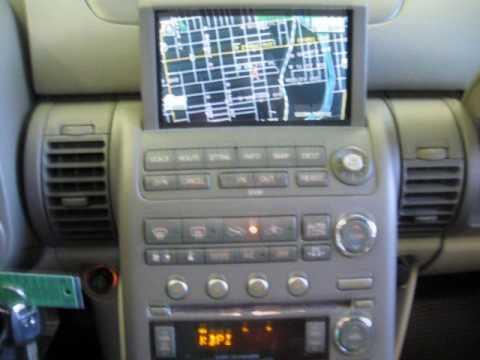 2003 Infiniti G35 with Navigation - YouTube