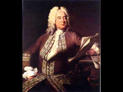 Handel Flute Sonata in G Major, Adagio and Allegro