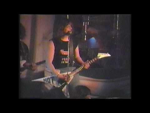 Atomic (Hungarian thrash metal): live in Miskolc, 1988. Part 1.