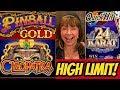 Quick Hit 24 Karat Slot Machine ---Multiple Quick Hit ...