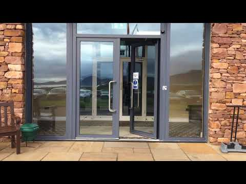 Irish Door Systems Ltd. - Automatic Swing Door