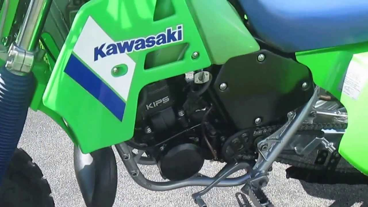 1986 Kawasaki Tecate ATC 3 Wheeler For Sale - YouTube