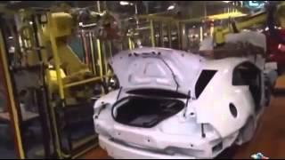 Как собирают Chevrolet Camaro